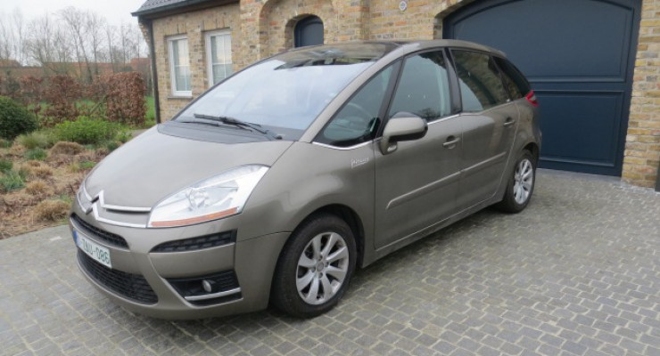 C4 picasso 1.6 hdi automaat